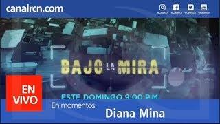 Conéctate a nuestra transmisión en vivo con Diana Mina