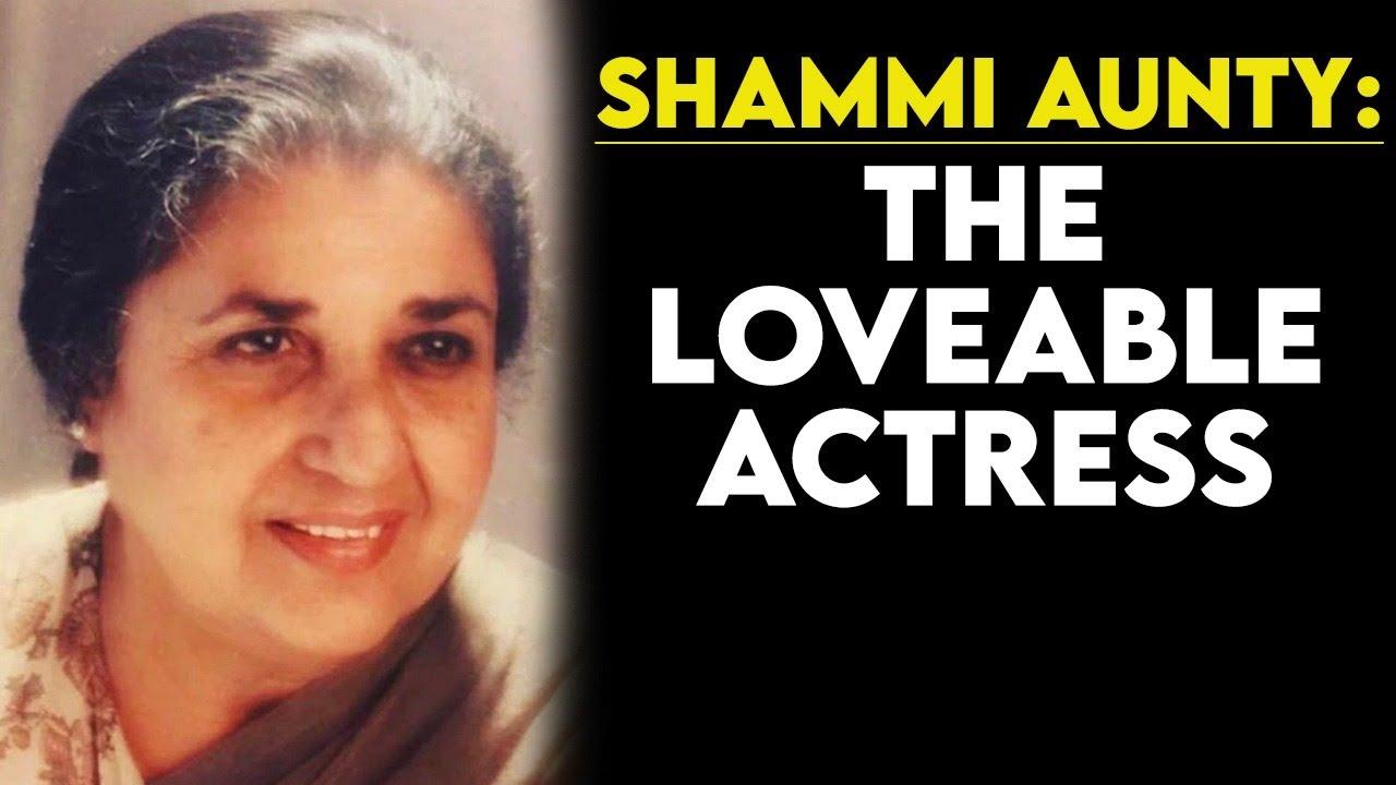 Shammi Aunty: The Beloved Character Actress | Tabassum Talkies