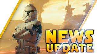 NEWS UPDATE: June CT & Update Dates, No Battlefront 2 At EA Play & More - Battlefront 2