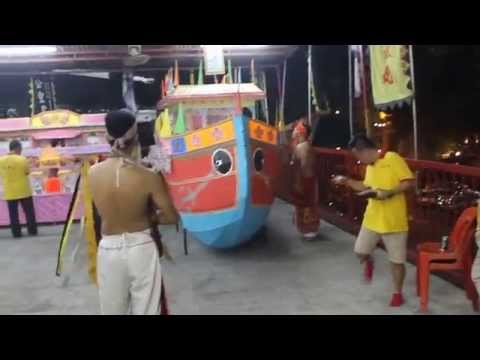 Trances & Spirit Whips: Ji Gong / Taoist Temple  (Video 6)