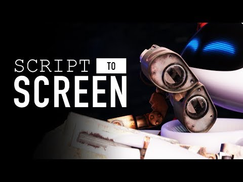 WALL•E | Script to Screen | Disney•Pixar
