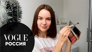 Секреты красоты Татьяна Мингалимова Нежный редактор показывает свой макияж на съемку