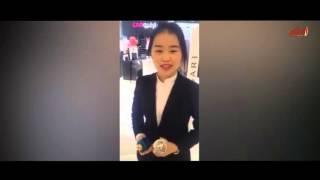 بالفيديو.. كورية تتحدث اللهجة البحرينية بطلاقة تشعل مواقع التواصل