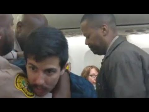 Man Gets Tased After Airline Claims He Groped Passenger