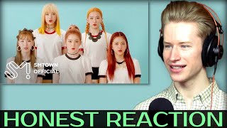 HONEST REACTION to Red Velvet 레드벨벳 '러시안 룰렛 (Russian Roulette…