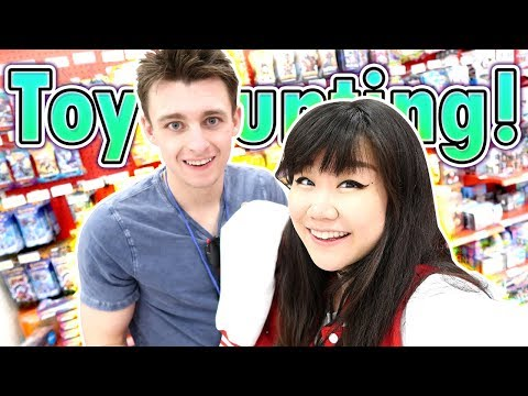 TOY HUNTING in Colorado with Ryan - So Many New Finds!! - Kuu Kuu Harajuku, LOL, Blind Bags and MORE