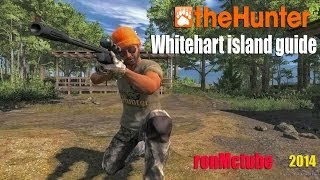 The Hunter Whitehart Island guide 2014