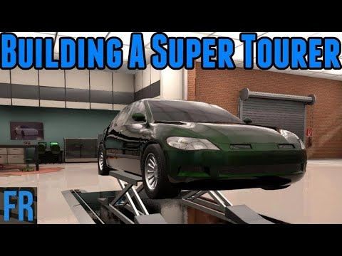 Automation Challenge - Building A Super Tourer