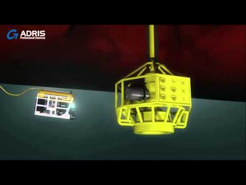 Vampire Productions Oil Recovery Vessel Animation