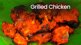 Tribal Grilled Chicken Recipe