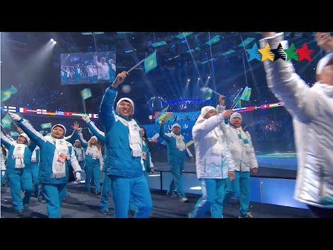 Opening Ceremony Full HD official Replay- 28th Winter Universiade 2017, Almaty, Kazakhstan