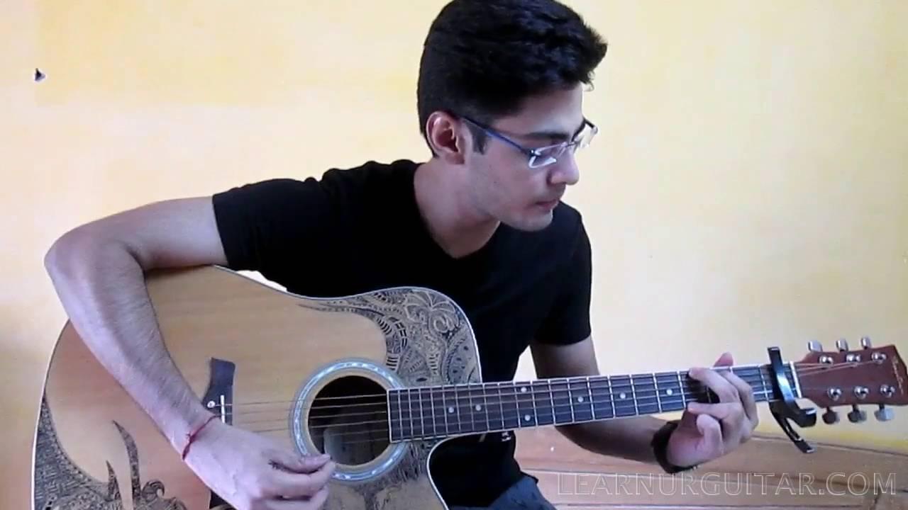Le Chala Guitar Chords Tutorial Strumming Pattern Learn Ur