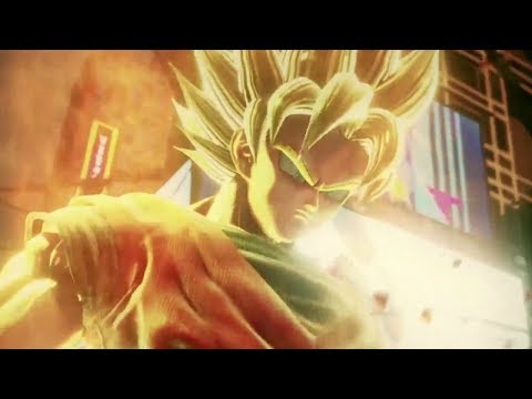Bandai Namco's Secret Project: Jump Force; Reveal and Gameplay