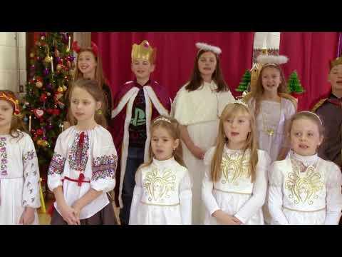 """""""Рідна Школа"""", м. Дублін, Ірландія - Різдвяна вистава (2019)"""