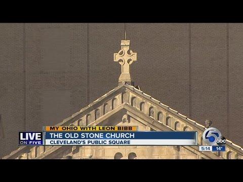 Cleveland Old Stone Church: My Ohio