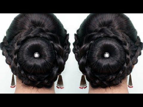 Beautiful Cute Bun Hairstyles | Cute Bun Hairstyles for Girls | Hair style Girl