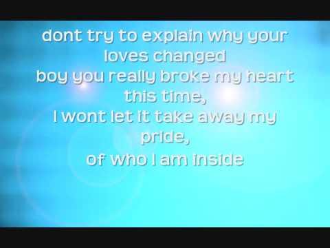 Survive - Gabrielle ( Lyrics )