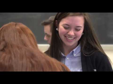 Delone Catholic High School Video: There is a Place for Everyone at Delone Catholic