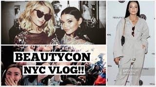 BEAUTYCON NYC VLOG!   Afterparty, Meet&Greet, & Soho shopping!