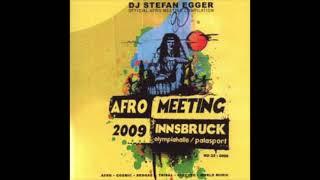Dj Stefan Egger - Afro Meeting 2009