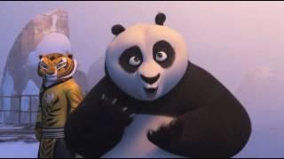 kung fu panda 3 village training scene Thumb