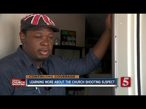 Church Shooting Suspect Known To MBoro Police