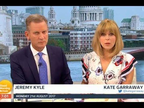 Kate Garraway reveals shocking Jeremy Kyle 'affair' bombshell on Good Morning Britain