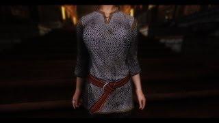Simple Chain Armor - Skyrim Mod