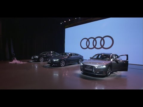 A new horizon in progressive luxury | Audi Canada