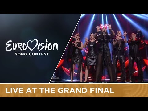 LIVE - Sanja Vu�ić ZAA - Goodbye (Shelter) (Serbia) at the Grand Final
