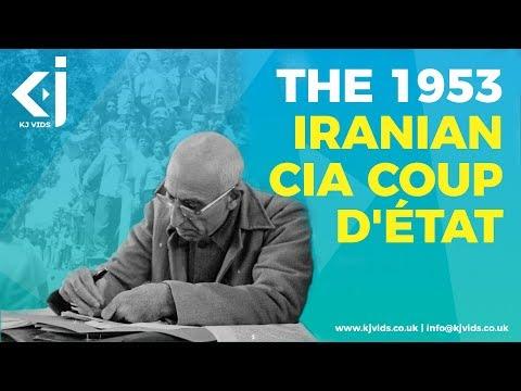 The 1953 Iranian CIA Coup Détat