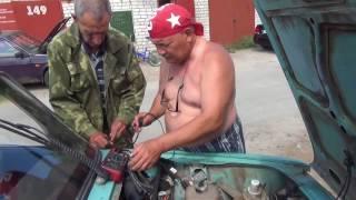 Машина  на веревке..... бронепровода ф, 'Slon'