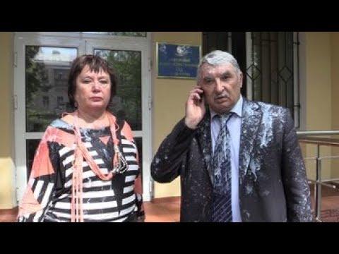Нападение украинских нацистов на журналиста. Под патронажем полиции и суда (см. ВИДЕО)