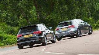 2019 Mercedes A200 vs 2018 Audi A3 Sportback Technical Specifications