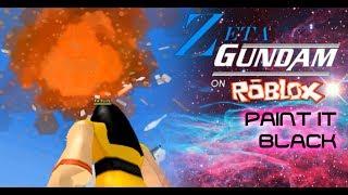 Zeta Gundam auf ROBLOX - Staffel 1, Episode 1: Paint it Black