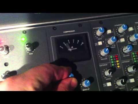 SSL G-Bus Compressor Test.mov
