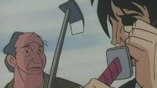 Kamui El ninja Fugitivo episodio 7 (1/3) El Hombre Lobo