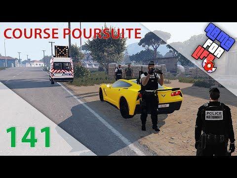[Arma 3 Life] POLICE | Episode n°141 : Course poursuite en Renault Master 2 !