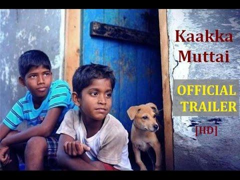 Kaakka Muttai Official Trailer | Dhanush | Vetri Maaran | Fox Star Studios