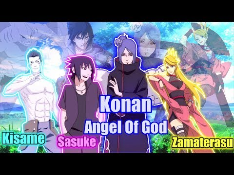 Naruto Online 4.0 Arena Gameplay Angel God Konan Episode 1