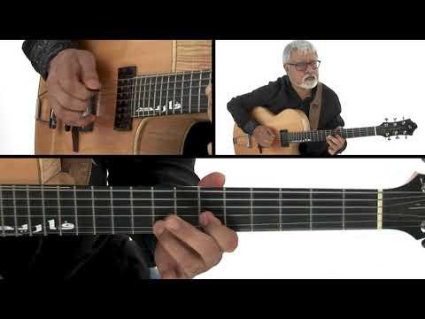 Soul Jazz Guitar Lesson - Adding Chromatics - Fareed Haque