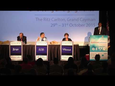 Cayman Islands Healthcare Conference FRIDAY, 30 OCTOBER 2015 Dr Robert Piotrowski & team