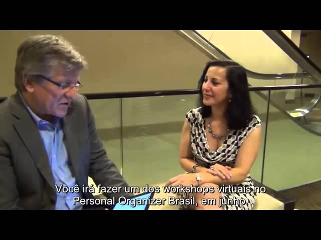 Personal Organizer Brasil   Entrevista Lisa Montanaro