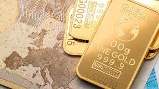 Золото остаётся «надёжной гаванью» экономики