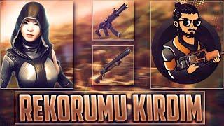REKORUMU KIRDIM !! UNLOST ILE YOK ETTIK // 33 KILL