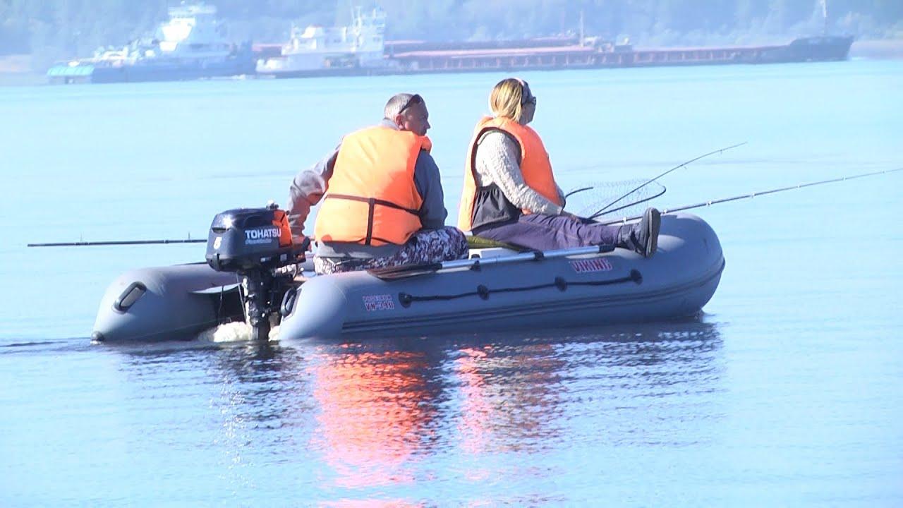 что необходимо иметь в лодке пвх для гимс