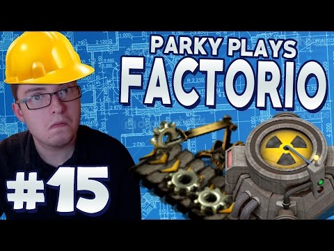 Let's Play Factorio - Gameplay Part 15 - RED CIRCUIT BOOM
