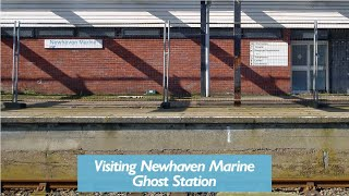Newhaven Marine Ghost Train