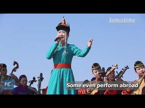 For 60 years! Traveling troupes bring performances to herders in China's Inner Mongolia