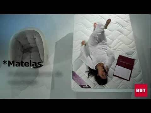 Matelas Charme Dunlopillo Catalogue But Inspirations 2011 2012
